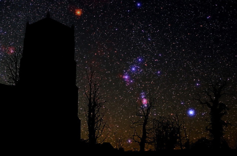 Orion and Church