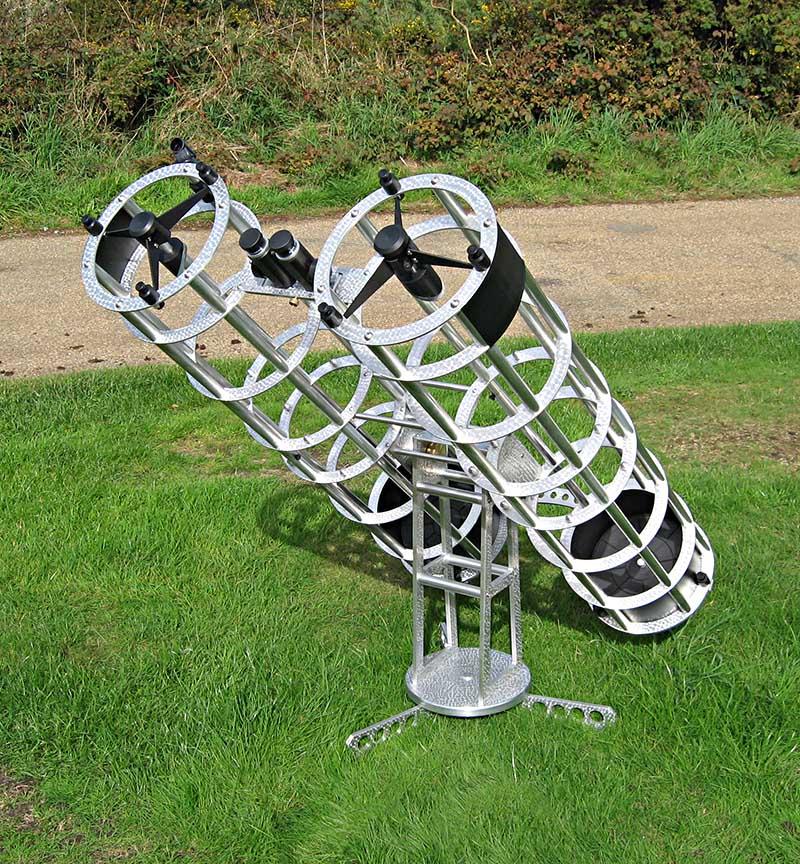 Binocular telescope for Kelling designs